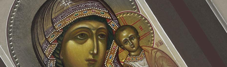 Антикварные иконы, Богоматерь, старинные иконы