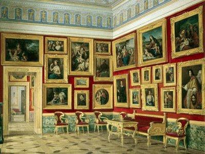 Старинные картины и антикварная живопись