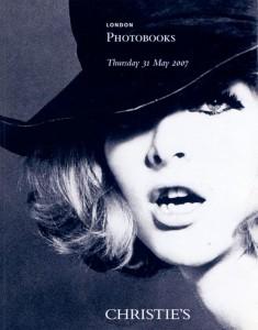 Аукционный дом Кристис. Christies Photobooks Cover