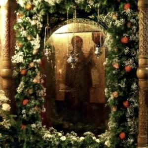 Чудотворная Боголюбская икона Пресвятой Богородицы