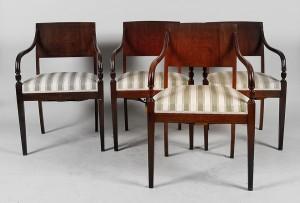 Антикварная мебель на аукционе Буковскис (Bukowskis)