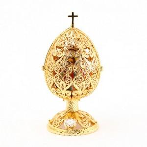 Последнее пасхальное яйцо Николая II