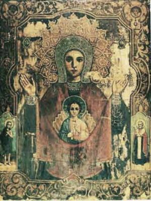антиквариат, антикварная икона, русская икона, старинная икона, икона, купить антиквариат