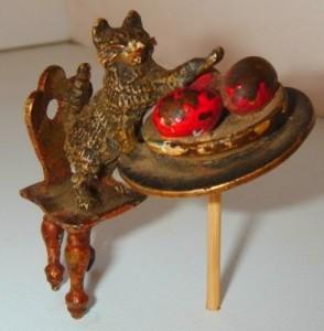 Венская антикварная бронза
