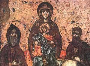 История обретения Свенской Печерской иконы