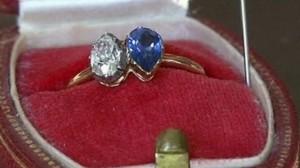 Антикварное кольцо супруги Наполеона