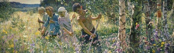 Живопись советских художников