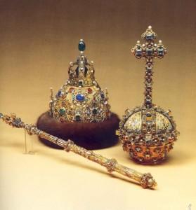 Старинные ювелирные изделия России 18в