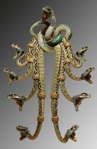 Art Nouveau: старинные ювелирные украшения