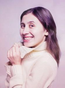 Анастасия Безгубова, искусствовед