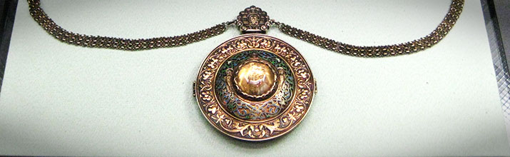 Старинное серебро Оловянишникова